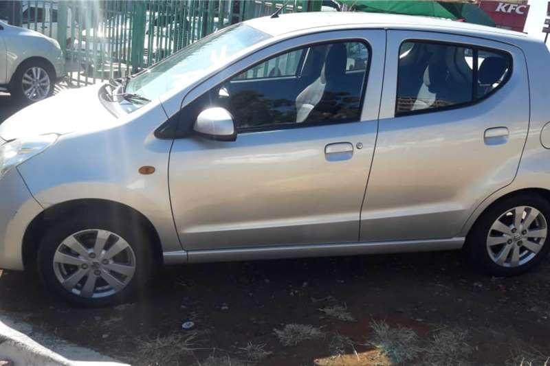 Suzuki Alto 1.0 GA 2014