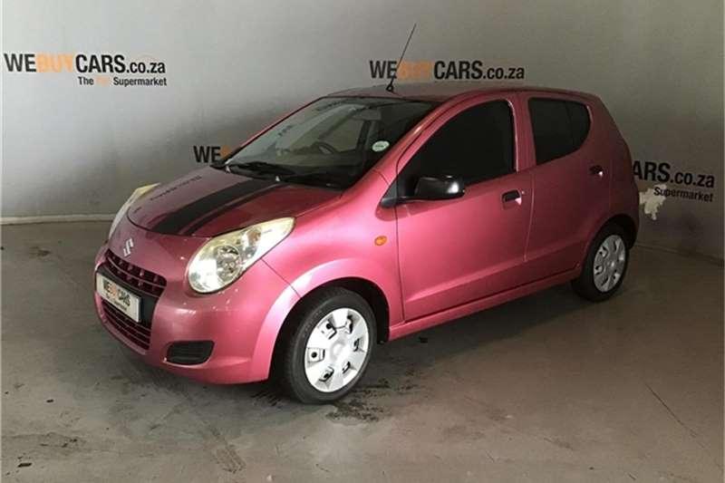Suzuki Alto 1.0 GL 2011
