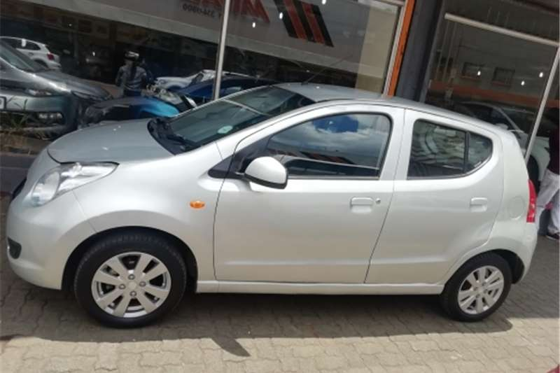 Suzuki Alto 1.0 GL 2014