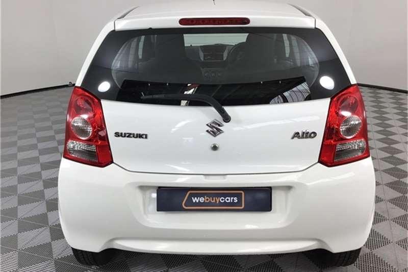 Suzuki Alto 1.0 GLS 2009
