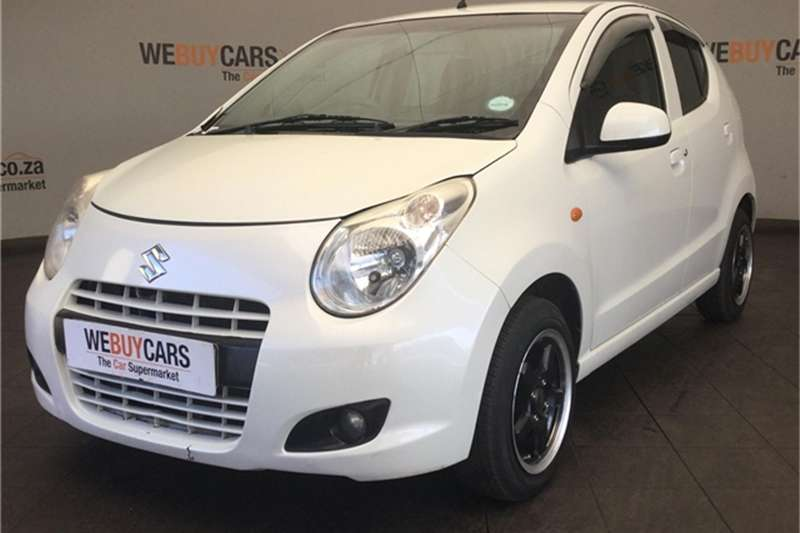 Suzuki Alto Cars For Sale In South Africa Auto Mart