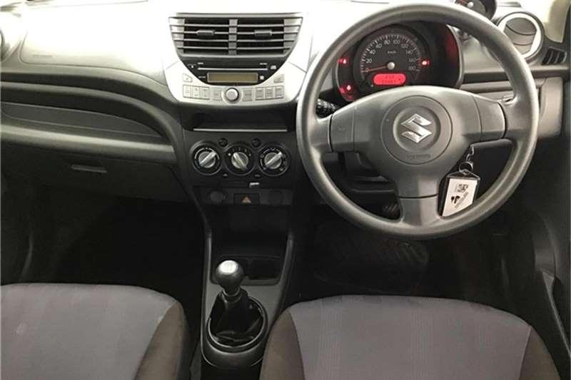 Suzuki Alto 1.0 GLS 2014