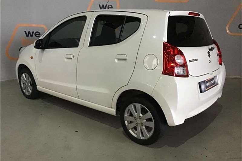 Suzuki Alto 1.0 GLX 2014