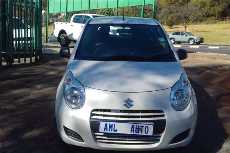 2014 Suzuki Alto Cars For Sale In Gauteng R 65 000 On Auto Mart