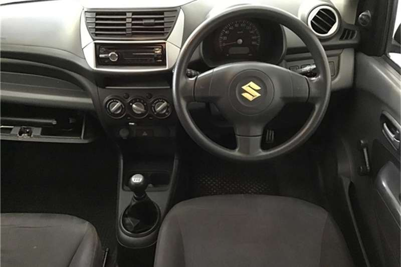 2012 Suzuki Alto 1.0 GA