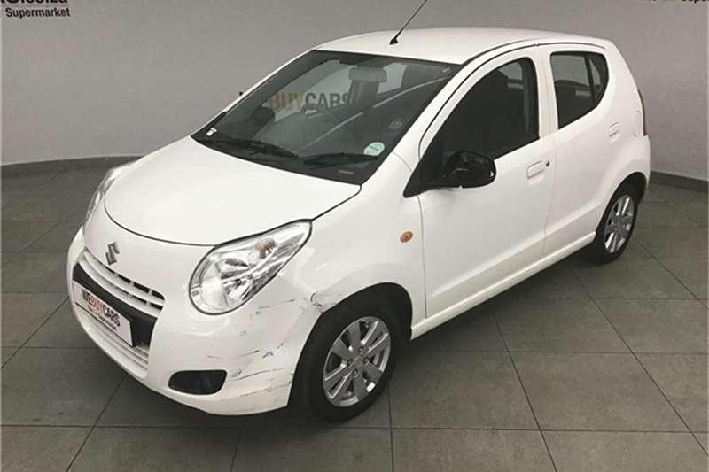 2012 Suzuki Alto 1.0 GLS
