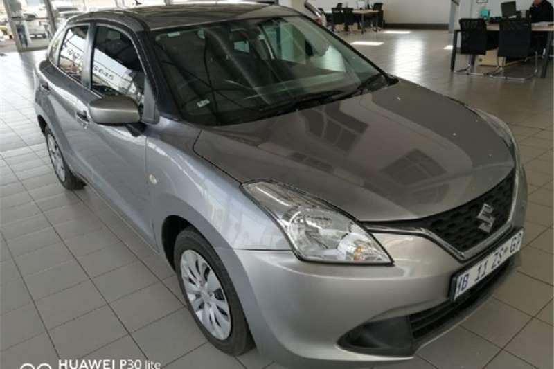 Used 2017 Suzuki Baleno 1.4 GL