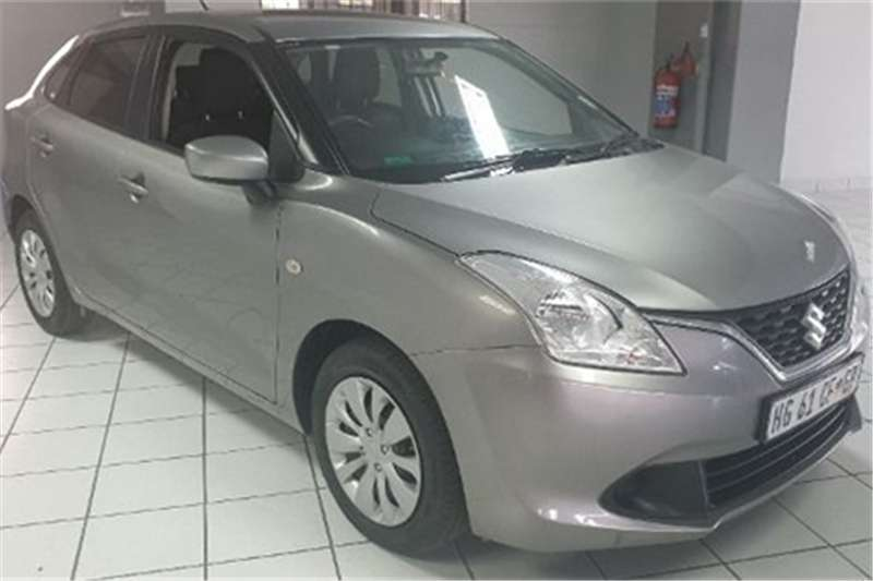 Suzuki Baleno 1.4 GL 2018