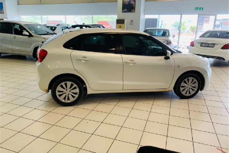 Used 2018 Suzuki Baleno 1.4 GL
