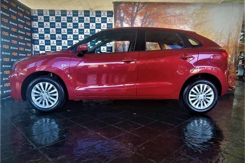Used 2021 Suzuki Baleno 1.4 GL