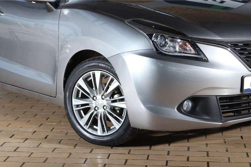 Used 2017 Suzuki Baleno 1.4 GLX
