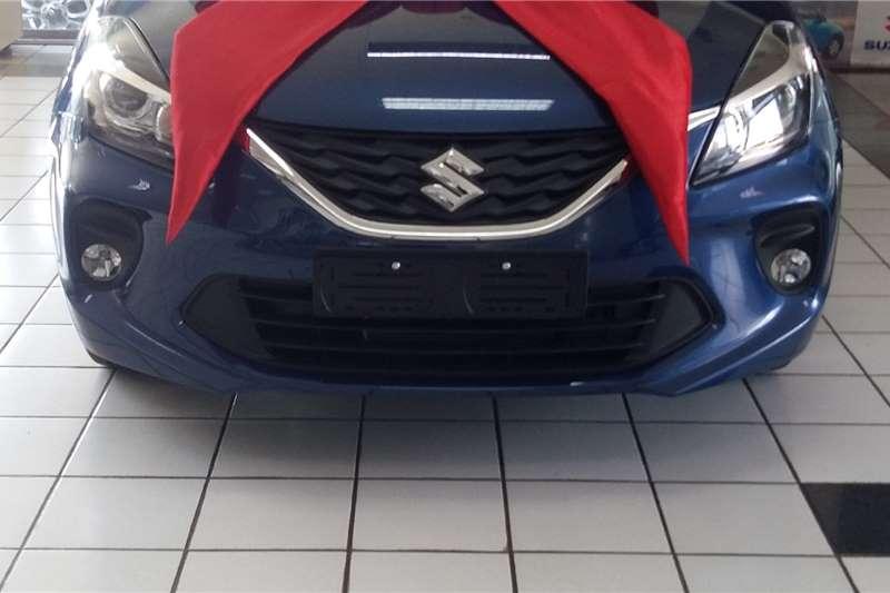 Suzuki Baleno 1.4 GLX A/T SLDA 2020