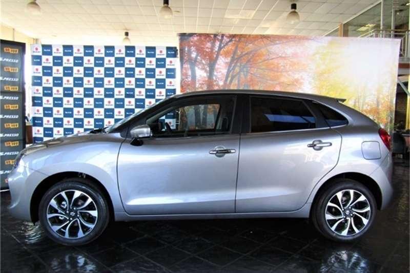 Used 2021 Suzuki Baleno 1.4 GLX auto