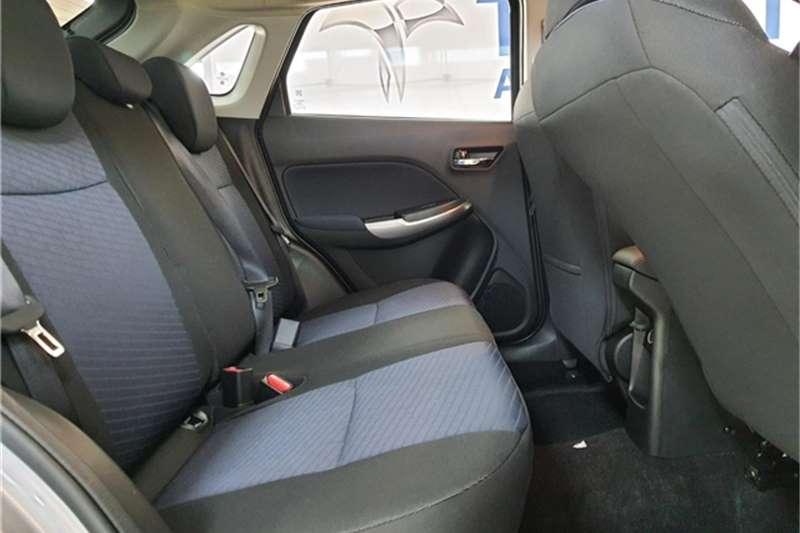2021 Suzuki Baleno Baleno 1.4 GLX auto