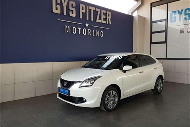 2017 Suzuki Baleno 1.4 GLX