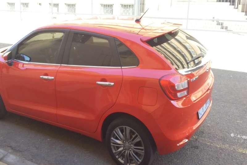 2018 Suzuki Baleno 1.4 GLX auto