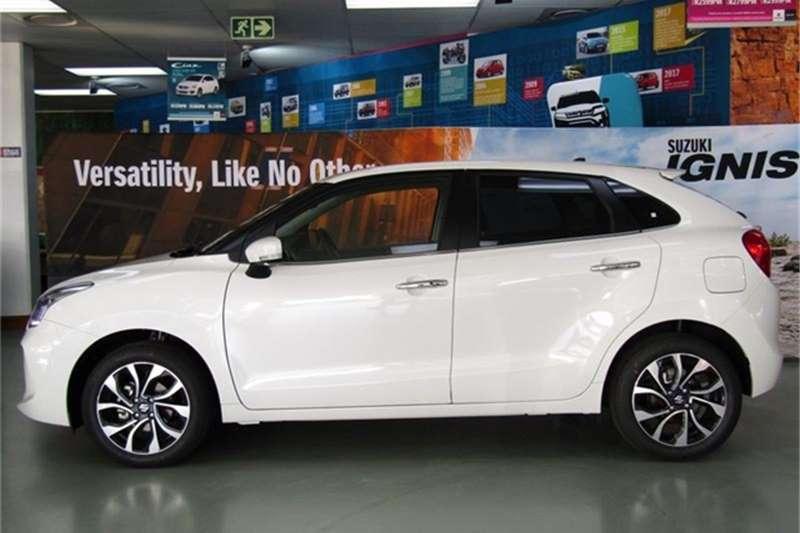2020 Suzuki Baleno 1.4 GLX auto