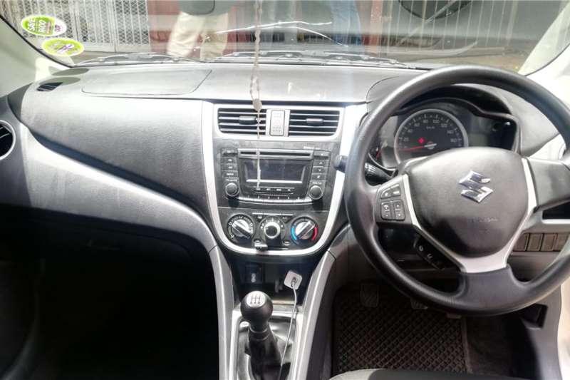 Suzuki Celerio 1.0 GA 2016