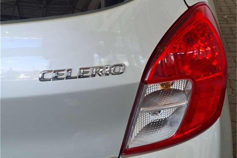 Suzuki Celerio 1.0 GA 2019