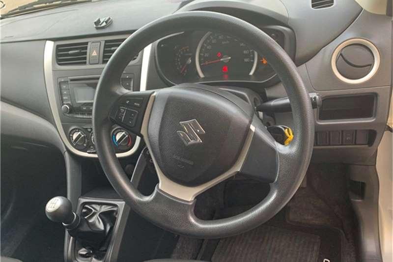 Suzuki Celerio 1.0 GL 2015
