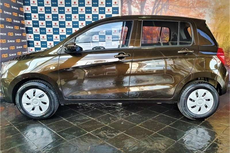 Used 2016 Suzuki Celerio 1.0 GL