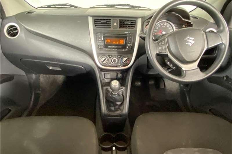 Used 2017 Suzuki Celerio 1.0 GL