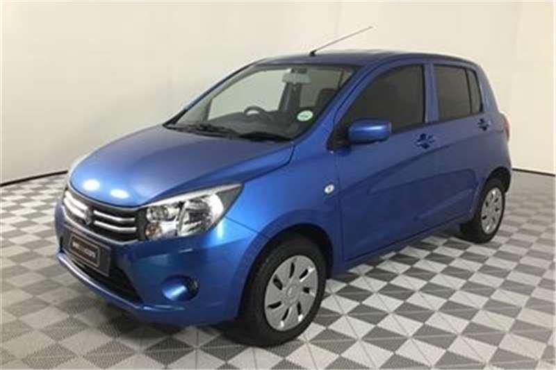 Suzuki Celerio 1.0 GL 2018