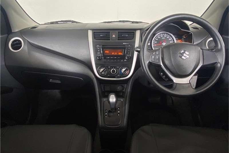 Used 2015 Suzuki Celerio 1.0 GL auto
