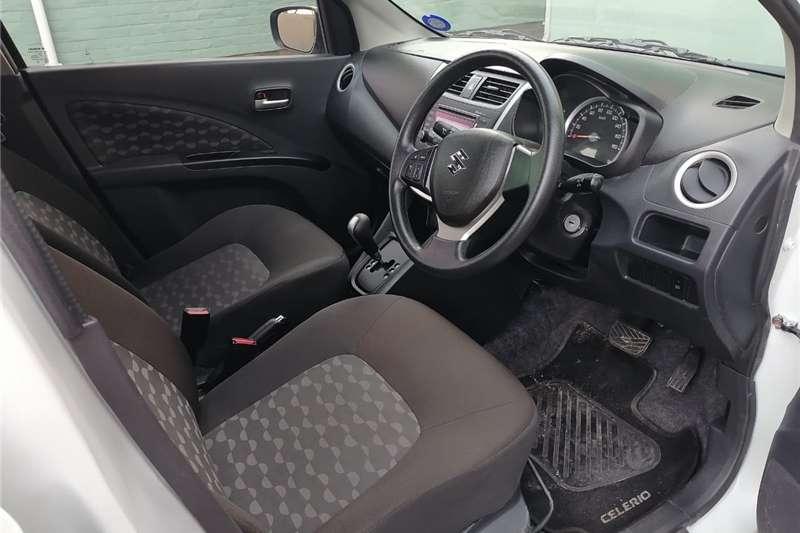 Used 2018 Suzuki Celerio