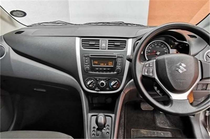 2017 Suzuki Celerio 1.0 GL auto