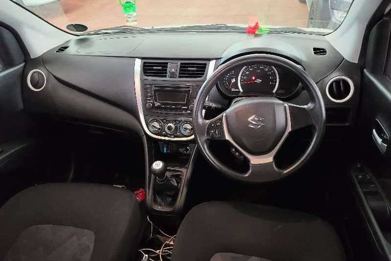 2019 Suzuki Celerio