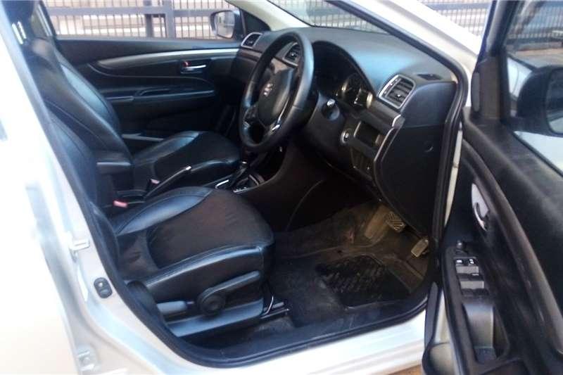 2015 Suzuki Ciaz Ciaz 1.4 GLX auto