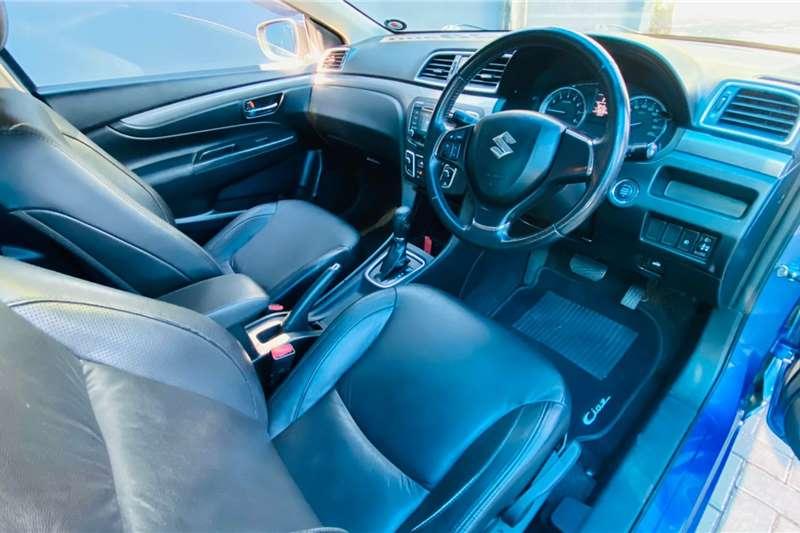 Used 2016 Suzuki Ciaz 1.4 GLX auto