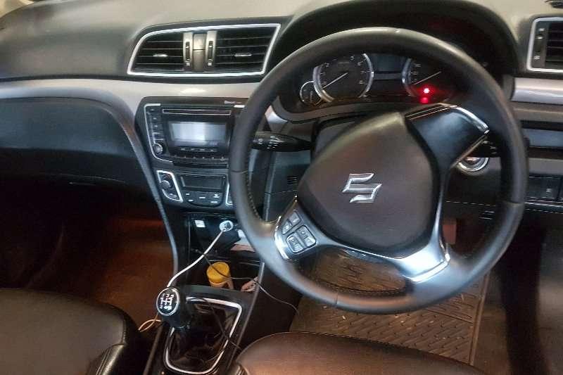2015 Suzuki Ciaz