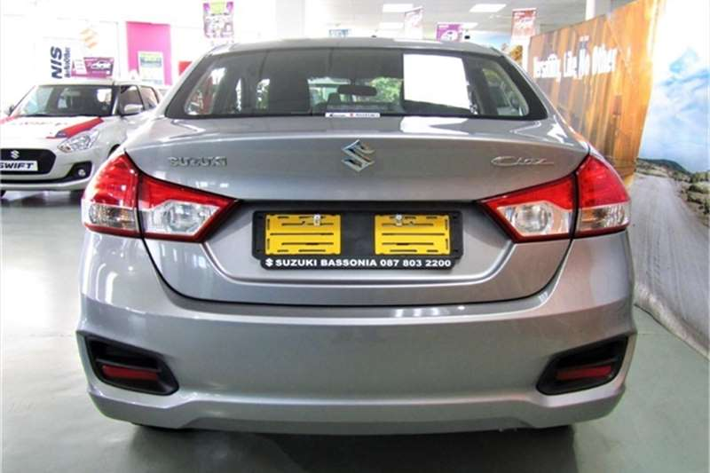 Suzuki Ciaz 1.5 GL A/T 2021