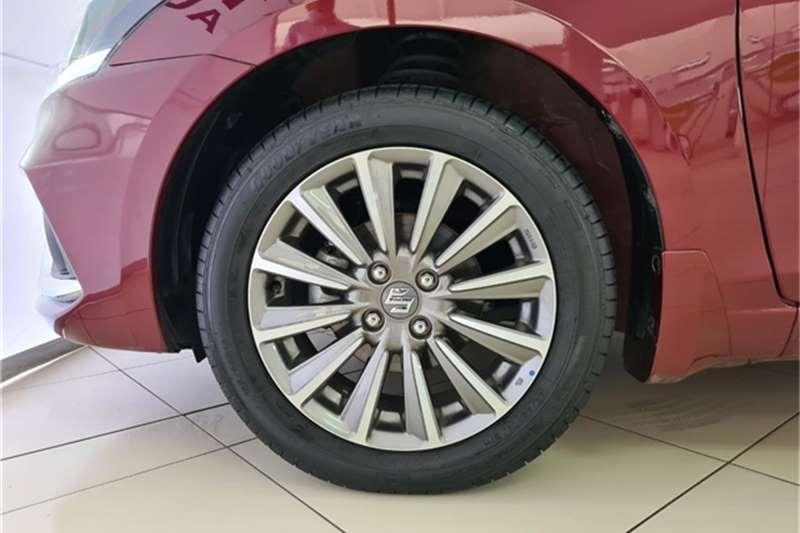 2021 Suzuki Ciaz CIAZ 1.5 GLX A/T