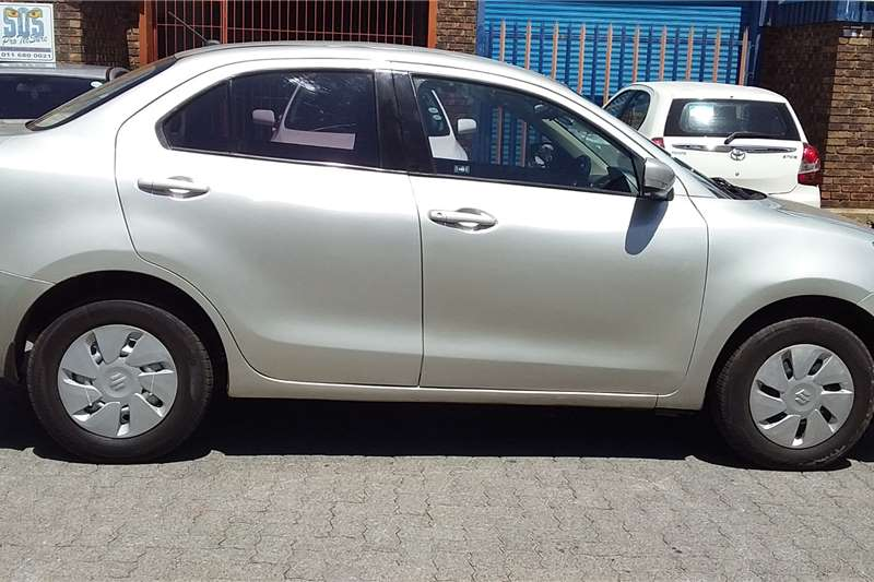 Suzuki DZire Sedan SWIFT DZIRE 1.2 GA 2019