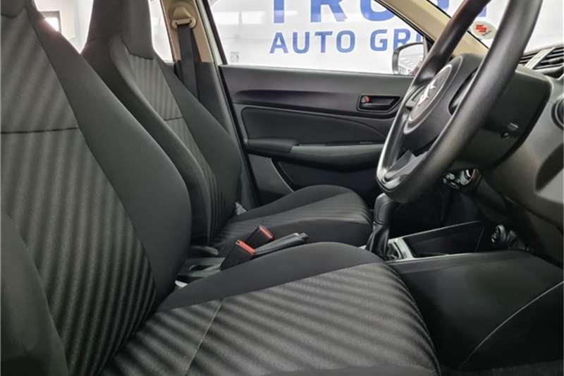 2020 Suzuki DZire sedan SWIFT DZIRE 1.2 GA
