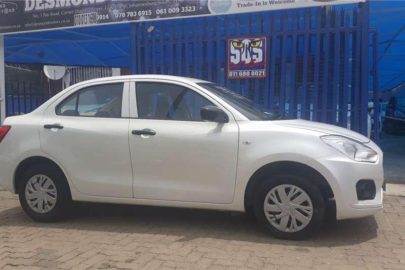 Used 2019 Suzuki DZire Sedan SWIFT DZIRE 1.2 GL