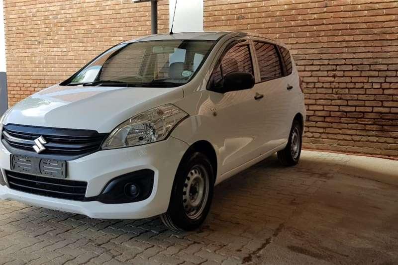 Used 2018 Suzuki Ertiga