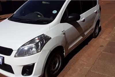 Used 2017 Suzuki Ertiga 1.4 GL