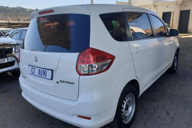 Used 2017 Suzuki Ertiga ERTIGA 1.4 GL