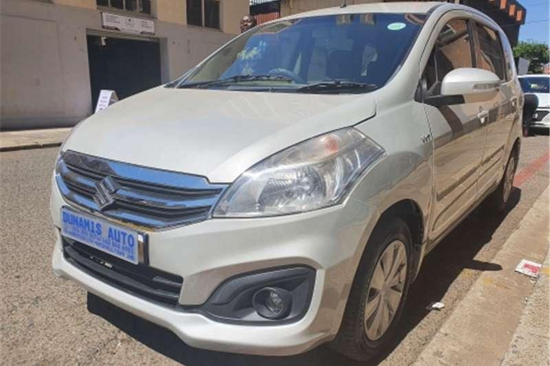 2018 Suzuki Ertiga Ertiga 1.4 GL