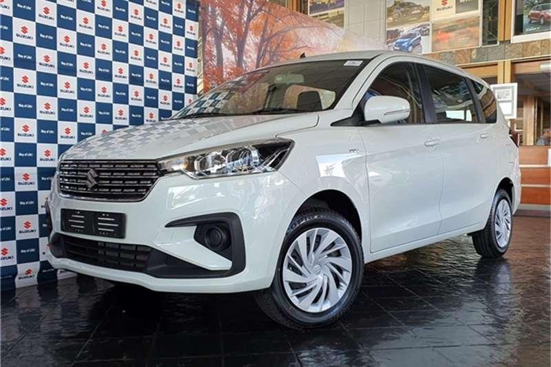 Used 2021 Suzuki Ertiga ERTIGA 1.5 GL A/T