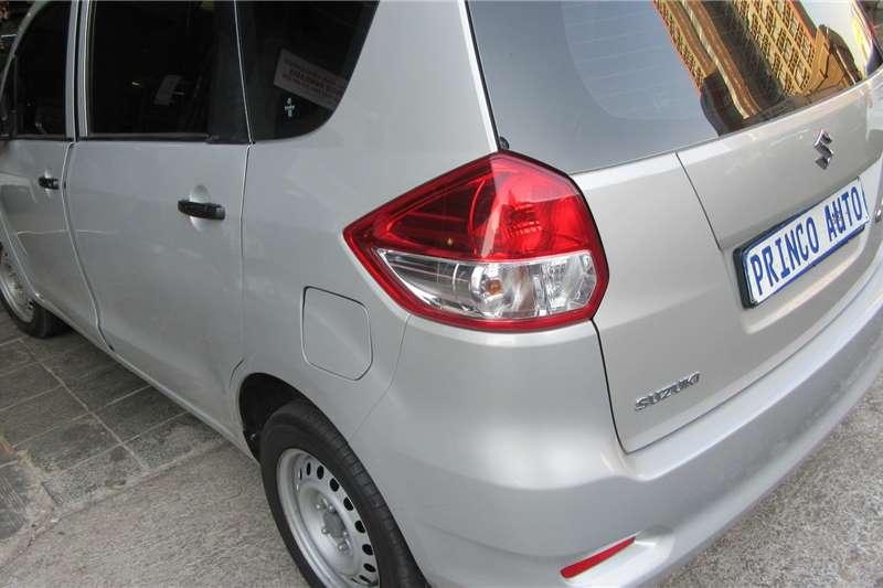 2018 Suzuki Ertiga