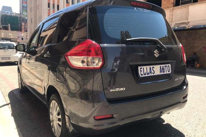 Suzuki Ertiga 2015