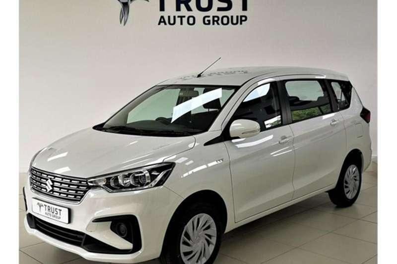 2019 Suzuki Ertiga ERTIGA 1.5 GA