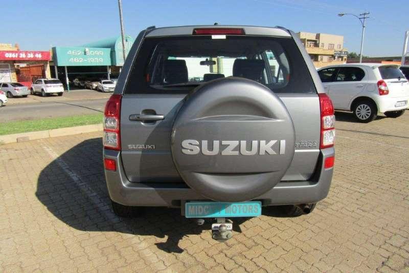 Suzuki Grand Vitara 2.4 2009