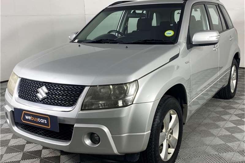 Used 2009 Suzuki Grand Vitara 2.4