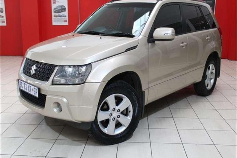Suzuki Grand Vitara 2.4 2011